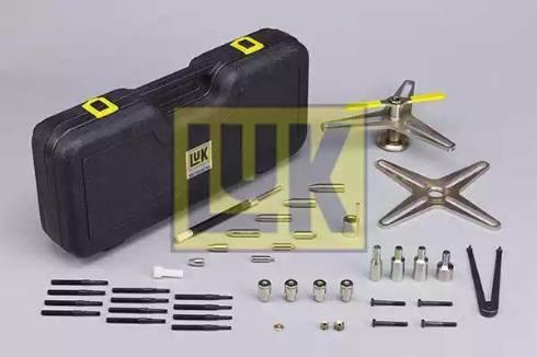 LUK 400023710 - Kit de montage, embrayage/volant moteur www.widencarpieces.com