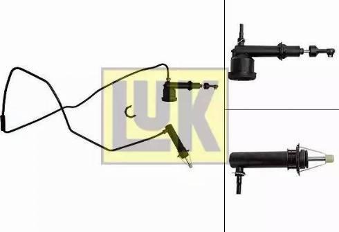 LUK 513003010 - Jeu de cylindres émetteurs et récepteurs, embrayage www.widencarpieces.com