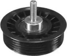 Magneti Marelli 331316170053 - Poulie-tendeur, courroie trapézoïdale à nervures www.widencarpieces.com