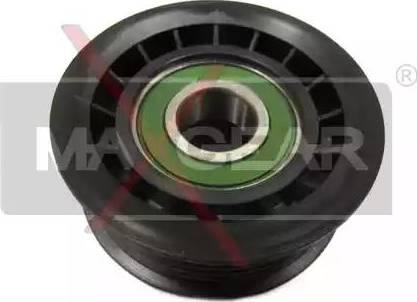 Maxgear 54-0405 - Poulie renvoi/transmission, courroie trapézoïdale à nervures www.widencarpieces.com
