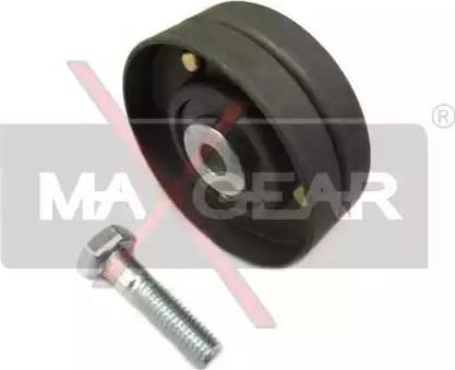 Maxgear 54-0079 - Poulie renvoi/transmission, courroie trapézoïdale à nervures www.widencarpieces.com