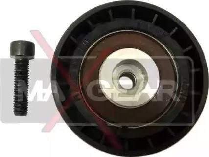Maxgear 54-0074 - Poulie-tendeur, courroie trapézoïdale à nervures www.widencarpieces.com