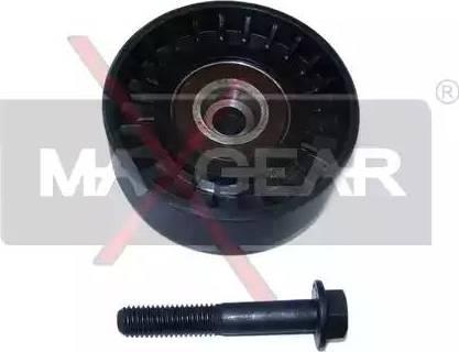 Maxgear 54-0073 - Poulie renvoi/transmission, courroie trapézoïdale à nervures www.widencarpieces.com