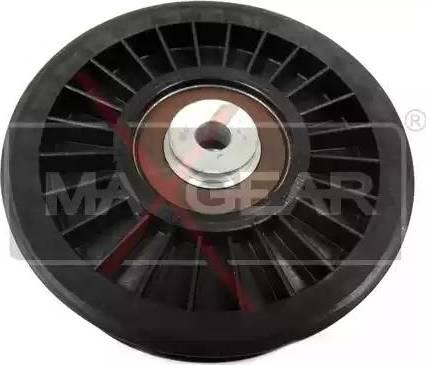 Maxgear 54-0122 - Poulie renvoi/transmission, courroie trapézoïdale à nervures www.widencarpieces.com