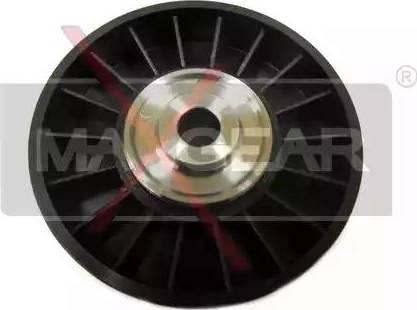 Maxgear 54-0396 - Poulie renvoi/transmission, courroie trapézoïdale à nervures www.widencarpieces.com