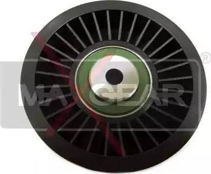 Maxgear 54-0301 - Poulie renvoi/transmission, courroie de distribution www.widencarpieces.com