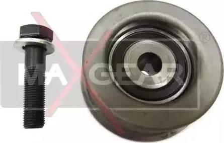 Maxgear 54-0246 - Poulie renvoi/transmission, courroie de distribution www.widencarpieces.com