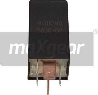 Maxgear 500095 - Appareil de commande, temps de préchauffage www.widencarpieces.com