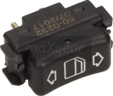 Maxgear 500232 - Interrupteur, lève-vitre www.widencarpieces.com