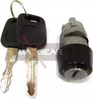 Maxgear 630041 - Cylindre de fermeture, serrure de contact d'allumage www.widencarpieces.com