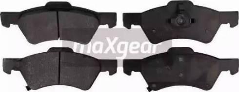 Maxgear 19-0868 - Kit de plaquettes de frein, frein à disque www.widencarpieces.com
