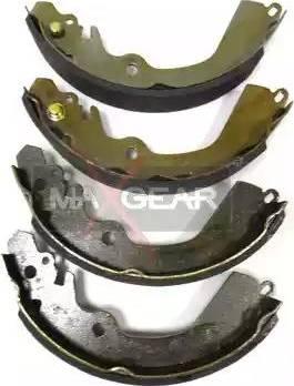 Maxgear 19-0315 - Jeu de freins, freins à tambour www.widencarpieces.com