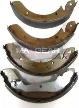 Maxgear 190334 - Jeu de freins, freins à tambour www.widencarpieces.com