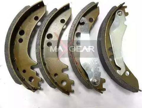 Maxgear 19-0273 - Kit de garnitures de frein, frein à tambour www.widencarpieces.com