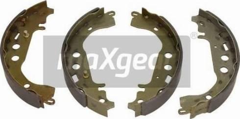 Maxgear 19-1787 - Jeu de freins, freins à tambour www.widencarpieces.com