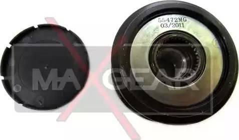 Maxgear 300045 - Poulie roue libre, alternateur www.widencarpieces.com