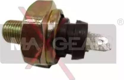 Maxgear 210100 - Indicateur de pression d'huile www.widencarpieces.com