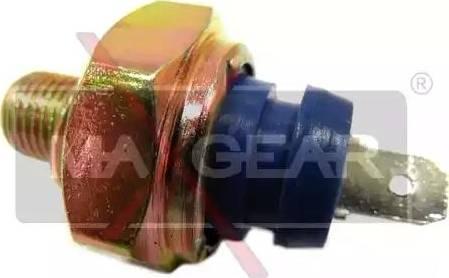 Maxgear 210101 - Capteur, pression d'huile www.widencarpieces.com