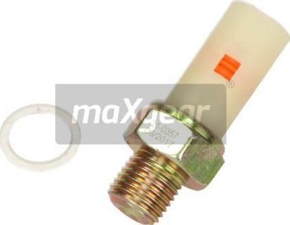 Maxgear 210357 - Capteur, pression d'huile www.widencarpieces.com