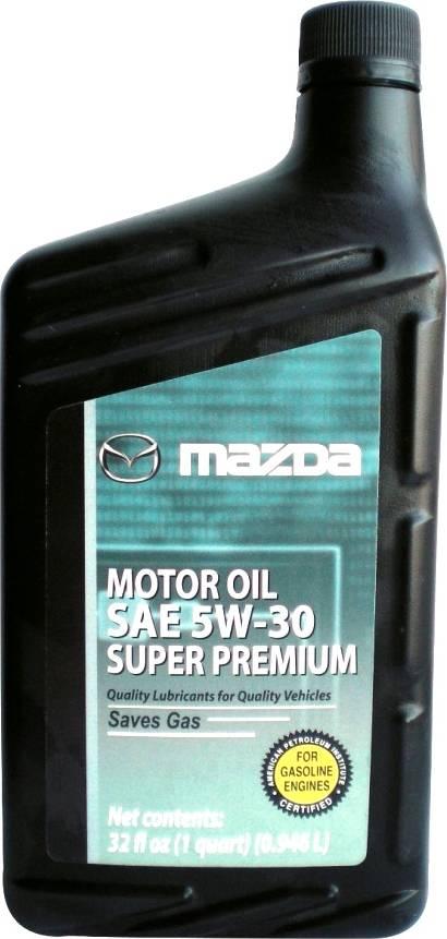 MAZDA 0000775W30QT - Huile pour boîte de transfert www.widencarpieces.com