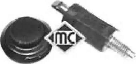 Metalcaucho 04479 - Cache moteur www.widencarpieces.com