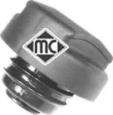 Metalcaucho 03710 - Bouchon, réservoir de carburant www.widencarpieces.com