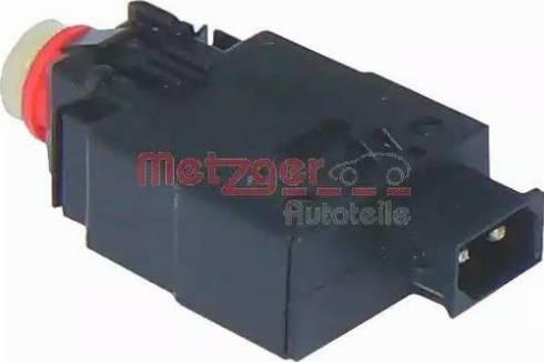Metzger 0911041 - Interrupteur des feux de freins www.widencarpieces.com
