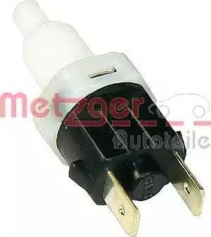 Metzger 0911028 - Interrupteur des feux de freins www.widencarpieces.com