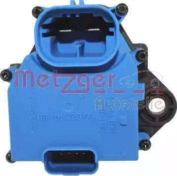 Metzger 0917052 - Commande, ventilateur électrique (refroidissement du moteur) www.widencarpieces.com