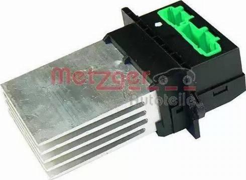 Metzger 0917001 - Appareil de commande, chauffage/ventilation www.widencarpieces.com
