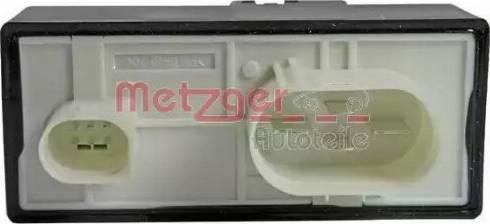 Metzger 0917170 - Commande, ventilateur électrique (refroidissement du moteur) www.widencarpieces.com