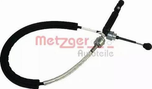 Metzger 3150018 - Tirette à câble, boîte automatique www.widencarpieces.com