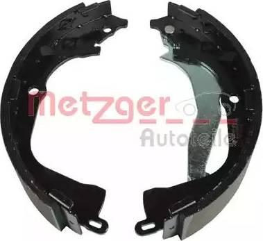Metzger MG 133 - Jeu de freins, freins à tambour www.widencarpieces.com