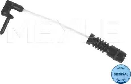 Meyle 0140540001 - Contact d'avertissement, usure des plaquettes de frein www.widencarpieces.com