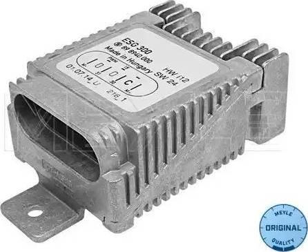 Meyle 0148800016 - Commande, ventilateur électrique (refroidissement du moteur) www.widencarpieces.com