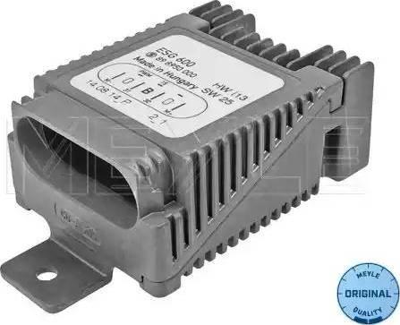 Meyle 0148800018 - Commande, ventilateur électrique (refroidissement du moteur) www.widencarpieces.com