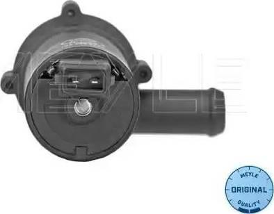 Meyle 1008990024 - Pompe de circulation d'eau, chauffage auxiliaire www.widencarpieces.com