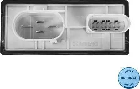 Meyle 1008800020 - Commande, ventilateur électrique (refroidissement du moteur) www.widencarpieces.com