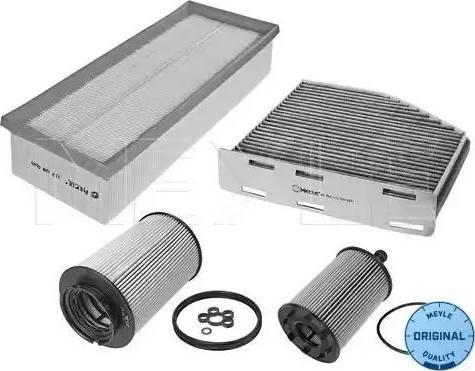 Meyle 1123300004S - Kit de filtres www.widencarpieces.com