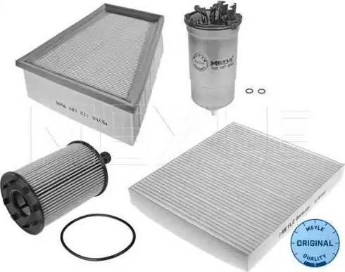 Meyle 1123300002S - Kit de filtres www.widencarpieces.com