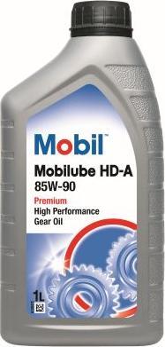 Mobil 142831 - Huile pour engrenage d'essieux www.widencarpieces.com