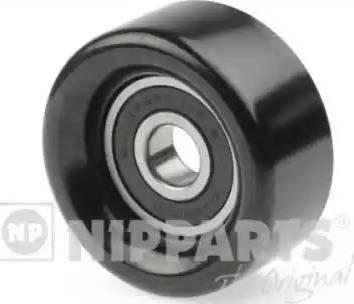Nipparts J1140342 - Poulie renvoi/transmission, courroie trapézoïdale à nervures www.widencarpieces.com