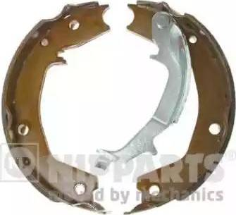 Nipparts J3500526 - Jeu de freins, freins à tambour www.widencarpieces.com