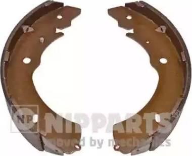 Nipparts N3505047 - Jeu de freins, freins à tambour www.widencarpieces.com