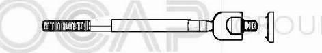 OCAP 0601942 - Rotule de direction intérieure, barre de connexion www.widencarpieces.com