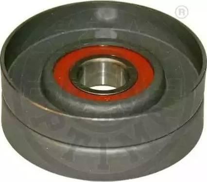 Optimal 0-N1422S - Poulie-tendeur, courroie trapézoïdale à nervures www.widencarpieces.com