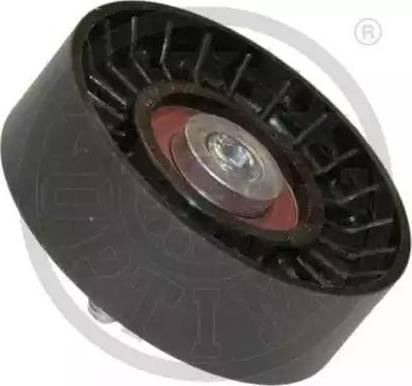 Optimal 0-N1625S - Poulie-tendeur, courroie trapézoïdale à nervures www.widencarpieces.com