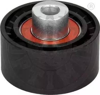 Optimal 0-N1334 - Poulie renvoi/transmission, courroie de distribution www.widencarpieces.com