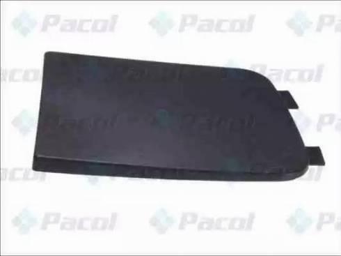 Pacol BPBVO001R - Grille de ventilation, pare-chocs www.widencarpieces.com