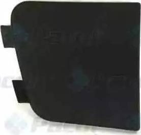 Pacol BPBVO002R - Grille de ventilation, pare-chocs www.widencarpieces.com